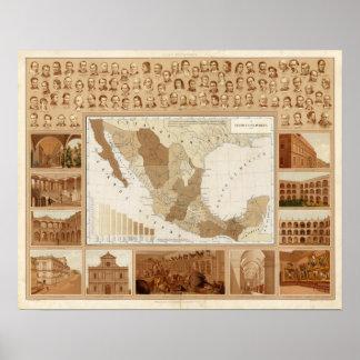 Museo de México Póster