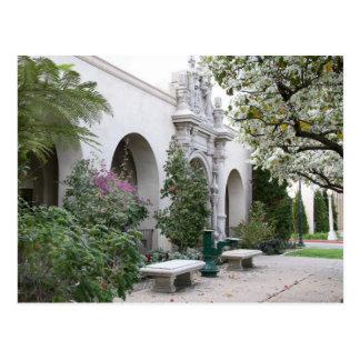 Museo de Mingei parque del balboa San Diego Tarjetas Postales