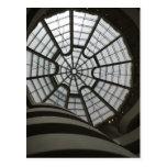 Museo de Solomon R. Guggenheim Tarjeta Postal