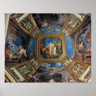Museo de Vatican de la musa del delle de Sala Impresiones