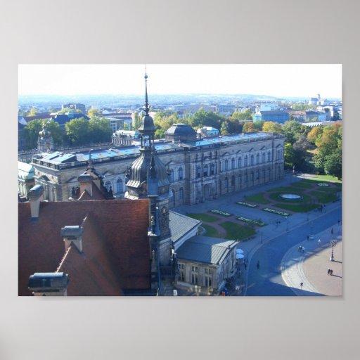Museo de Zwinger Póster