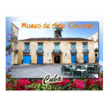 Museo del arte colonial, La Habana, Cuba Postales