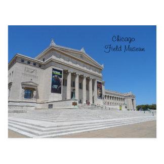 Museo del campo de Chicago Tarjetas Postales