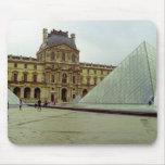 Museo del Louvre Alfombrilla De Ratones