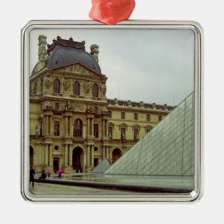 Museo del Louvre Ornamento Para Arbol De Navidad