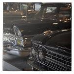 Museo del motor de Letonia, Riga, Riga, coches del Azulejos Ceramicos