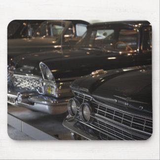 Museo del motor de Letonia, Riga, Riga, coches del Mousepads