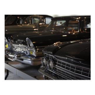 Museo del motor de Letonia, Riga, Riga, coches del Postales