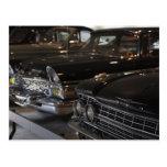 Museo del motor de Letonia, Riga, Riga, coches del Postal