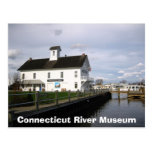 Museo del río Connecticut Postales