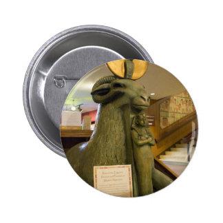 Museo egipcio de San Jose, estatua del espolón Pin
