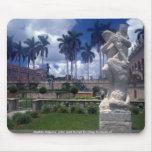 Museo estatuario, de Juan y de Mabel de mármol Rin Alfombrilla De Raton