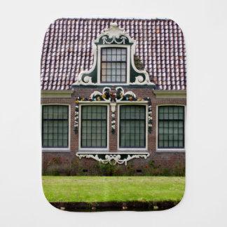 Museo Holanda Koog de aan Zaan del molino de Paños De Bebé