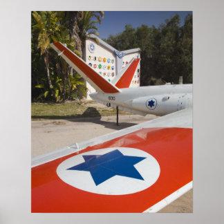 Museo israelí de la fuerza aérea impresiones