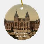 Museo Nacional, Amsterdam, Países Bajos Ornaments Para Arbol De Navidad