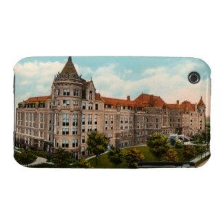 Museo Nueva York de la historia natural iPhone 3 Case-Mate Cárcasas