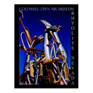 Museo R124 del aire abierto de Goldwell Postal