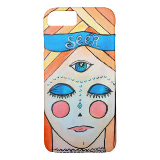 Muses - The Seer iPhone 8/7 Case