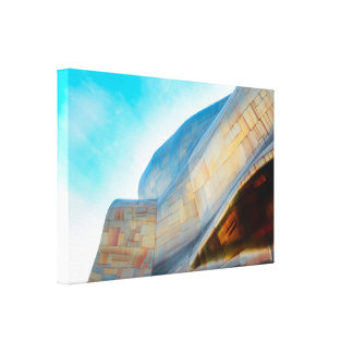 Museum Abstract Wall Art Canvas