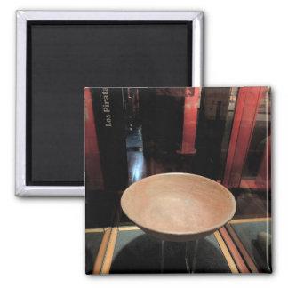 Museum Bowl - Ecuador Magnet
