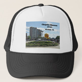 Museum of Art, Norfolk, Virginia Trucker Hat