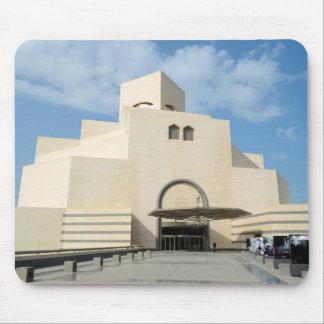 Museum of Islamic Arts, Qatar mousepad