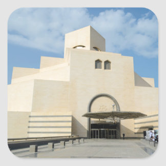 Museum of Islamic Arts, Qatar photo sticker