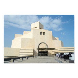 Museum of Islamic Arts, Qatar Photo Print
