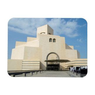 Museum of Islamic Arts, Qatar rectangular magnet