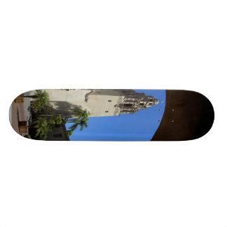 Museum Of Man In Balboa Park Skate Board