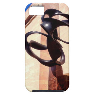 Museum of Modern Art Abstract Metal Sculpture iPhone 5 Cover
