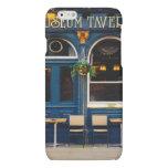 Museum Tavern, London Bar, Blue Pub Matte iPhone 6 Case