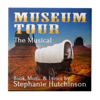 Museum Tour the Musical Ceramic Tile