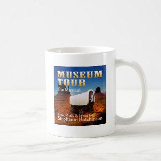 Museum Tour the Musical Coffee Mug