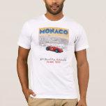 Musgo - Grand Prix de Mónaco 1956 Playera