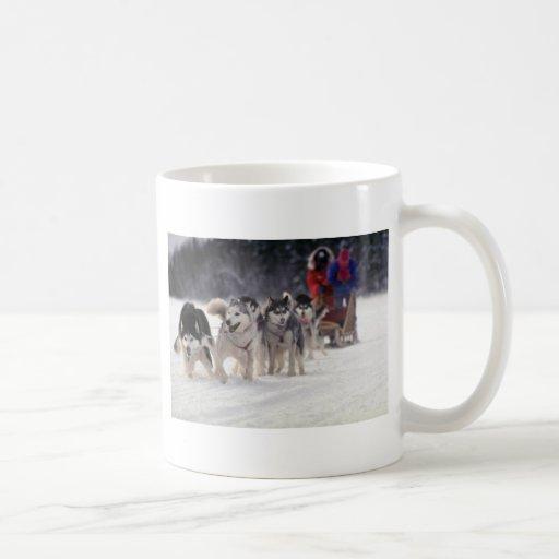 Mush Classic White Coffee Mug