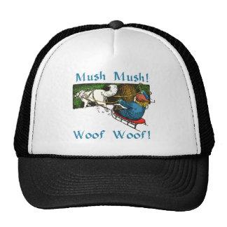 Mush Mush Woof Woof Trucker Hat