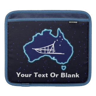 Mushing Down Under Sleeve For iPads
