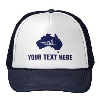 Mushing Down Under Trucker Hat