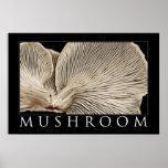 Mushroom 2 poster