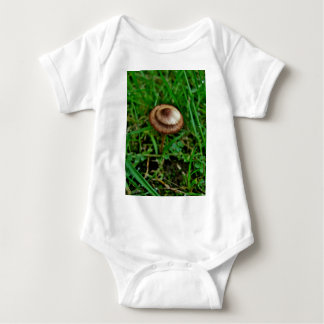 Mushroom Baby Bodysuit