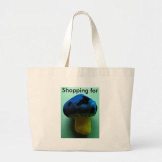 Mushroom Tote Bags