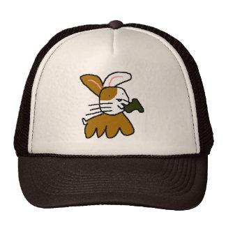 Mushroom Bunneh Cap (Bigger picture) Hats