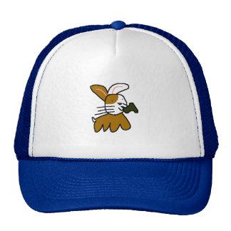 Mushroom Bunneh Cap Hats