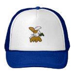 Mushroom Bunneh Cap Trucker Hat