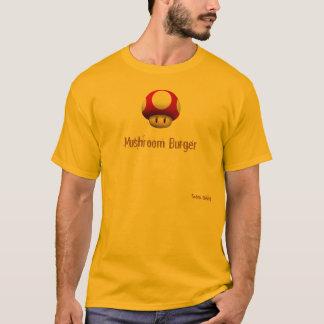 Mushroom Burger T-Shirt