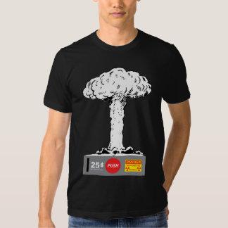 Mushroom Cloud, 25 cents T Shirt