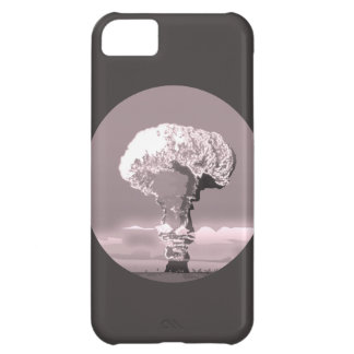 mushroom cloud brownish-grey Case-Mate iPhone 5 Cover For iPhone 5C