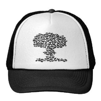 Mushroom Cloud of Butterflies Trucker Hat