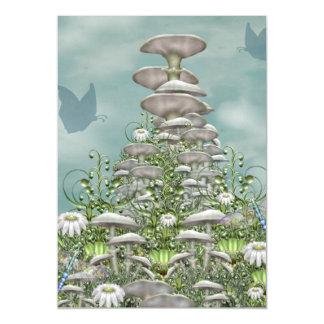 Mushroom Club Magnetic Card